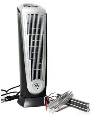 50W - 5000W 110V - 400V Air Flow PTC Heater Assembly For HVAC Air Curtain / Wind Screen Machine